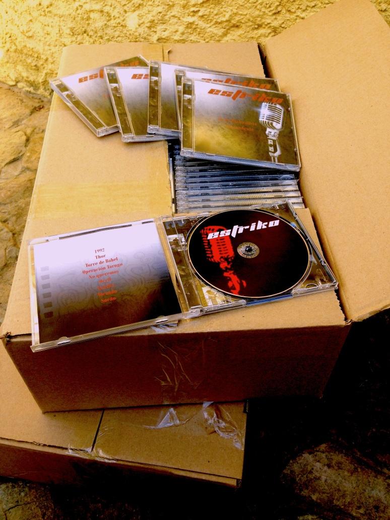 Estriko_CD